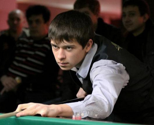 Чемпионат России Владислав Осьминин