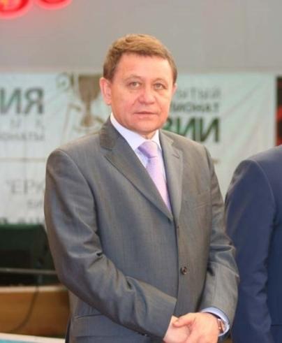 Никифоров Владимир Павлович. Вице-президент ФБСР