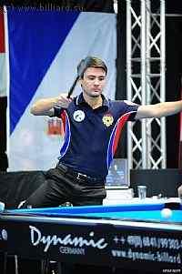 Константин Степанов - трехкратный обладатель Кубка России «DYNAMIC»