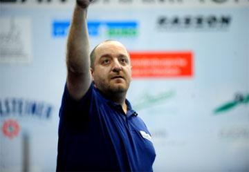 Чемпионат Европы по пулу 2011. Десятка. Стефен Коэн