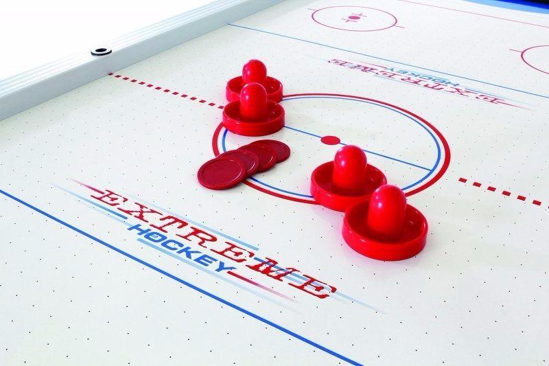 игровое поле стола для аэрохоккея